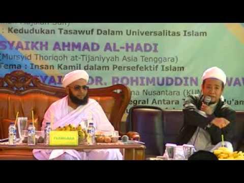 Insan Kamil (Part 2) - Seminar Tasawuf di Cibitung, Bekasi, Jakarta
