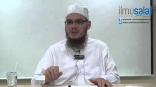 Ustaz Idris Sulaiman - Posisi & Keadaan Tangan Ketika Iktidal