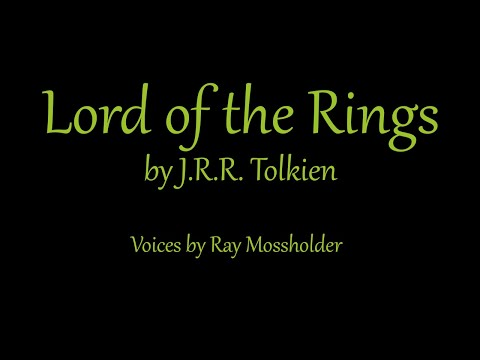 Fellowship of the Rings by J R R Tolkien Ch 1 A Long Expected Party