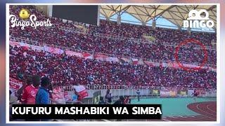 KUFURU:SIMBA wavunja Rekodi ya Yanga/Wajaza Uwanja wa Taifa 63000 Watu/ Simba Vs Power Dynamo