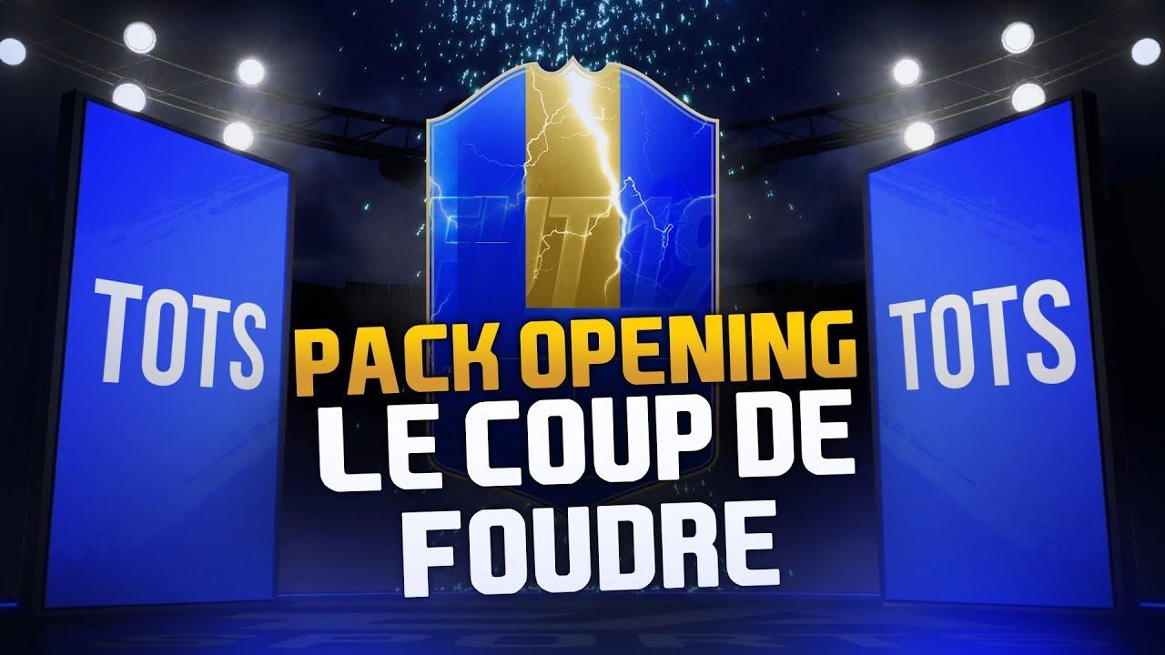 PACK OPENING - LE COUP DE FOUDRE !