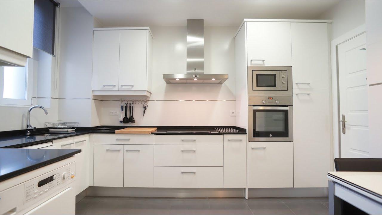 M 76 00010 alquiler piso de lujo reformado en madrid barrio vallehermoso distrito chamber - Alquiler piso humanes de madrid ...