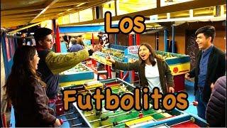 Los Futbolitos en las Fiestas de Enero 2018, Jocotepec Jalisco