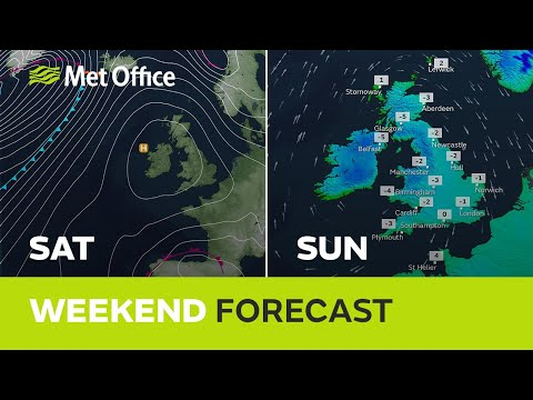 Weekend Weather – A Big Change On The Way 16/01/20