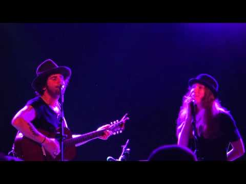 Langhorne Slim & Sawyer Fredericks - On The Attack 1/13/16 Los Angeles