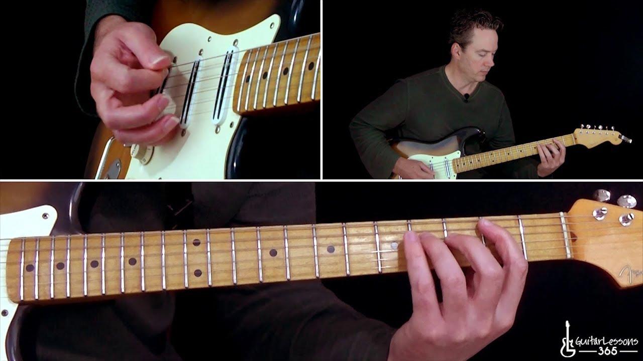 Hit Me With Your Best Shot Guitar Lesson   Pat Benatar