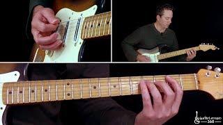 Hit Me With Your Best Shot Guitar Lesson - Pat Benatar