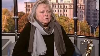 Ирина Бахчанян , жена художника Вагрича Бахчаняна, программа Культурная Столица