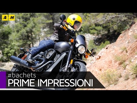 Harley-Davidson Street Rod 750 [ENGLISH SUB]