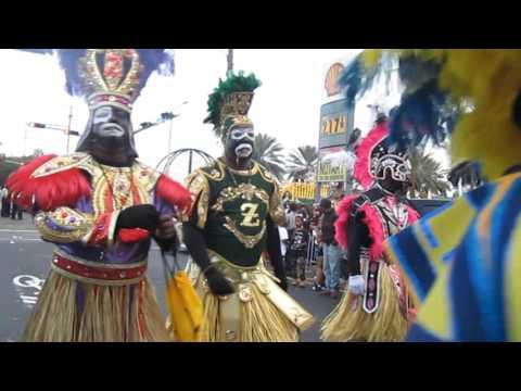 Zulu Parade - Mardi Gras 2017