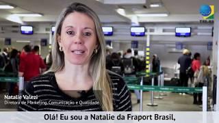 Fraport apoia o TRE-RS na divulgação da biometria