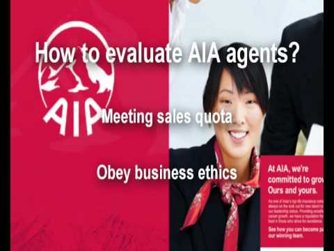 AIA agent management presentation