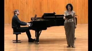 Viktor Ullmann: Six sonnets de Louïze Labé, op. 34 /LIVE/