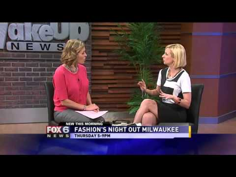 Milwaukee's Fashion's Night Out
