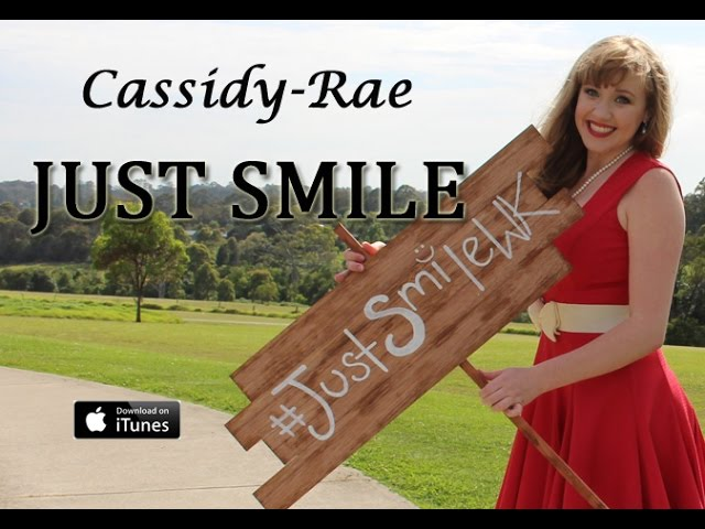 Just Smile Official Music Video