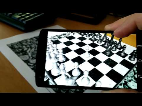 Virtual Chess - Augmented Reality Chess for Android