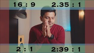How to shoot with any aspect ratio on DSLR