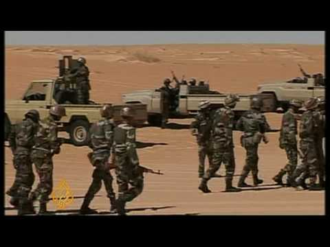 Sahara states counter al-Qaeda threat