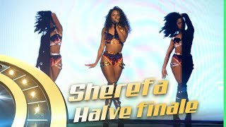 End Of Time - Beyoncé (Cover By: Sherefa) // HALVE FINALE Video