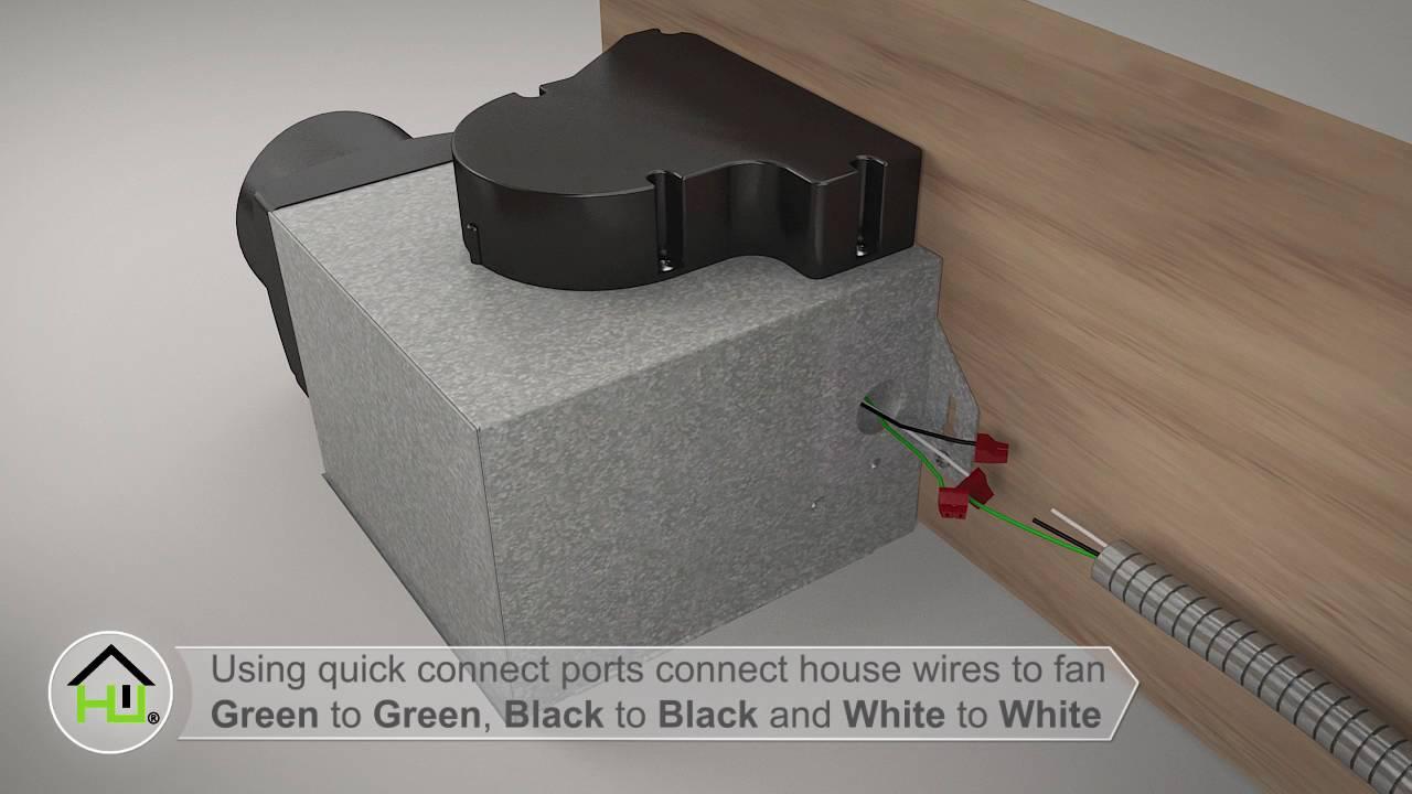home netwerks bath fan speaker in one [ 1280 x 720 Pixel ]