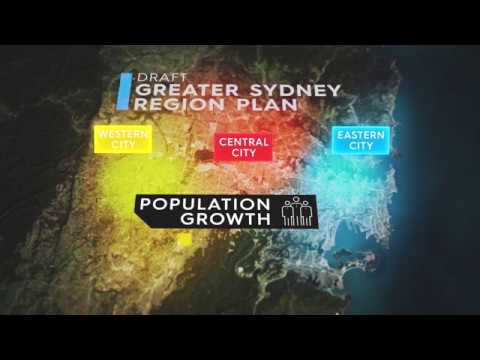 Draft Greater Sydney Region Plan