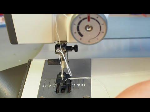 Sewing Machine Not Picking up Bobbin Thread – Troubleshooting – elna lotus