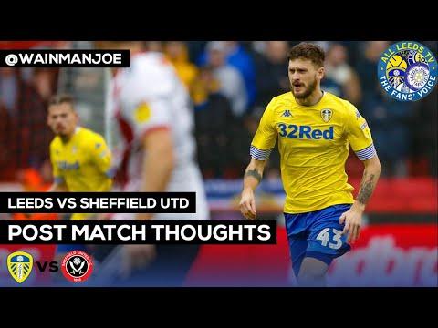 Sheffield United 0-1 Leeds | 26 YEARS FOLKS! GET IN!!!!