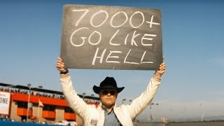 Ford v Ferrari / Daytona Race Scene (7000+ RPM Go Like Hell) Thumb