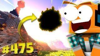 """Minecraft #475 - """"Latająca planeta cz. 1!"""""""