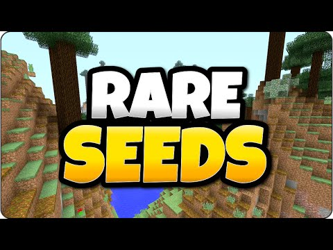 Minecraft Ultimate Rare Seed Hunt - PS3, PS4, Xbox One, Xbox 360 & Wii U Edition