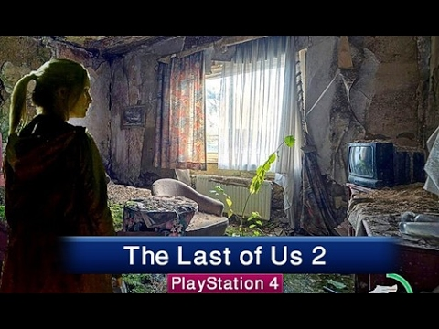 The Last of Us 2 Gameplay Trailer ( PS4 VR 2017 )