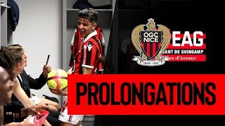 Nice 3-0 Guingamp : prolongations