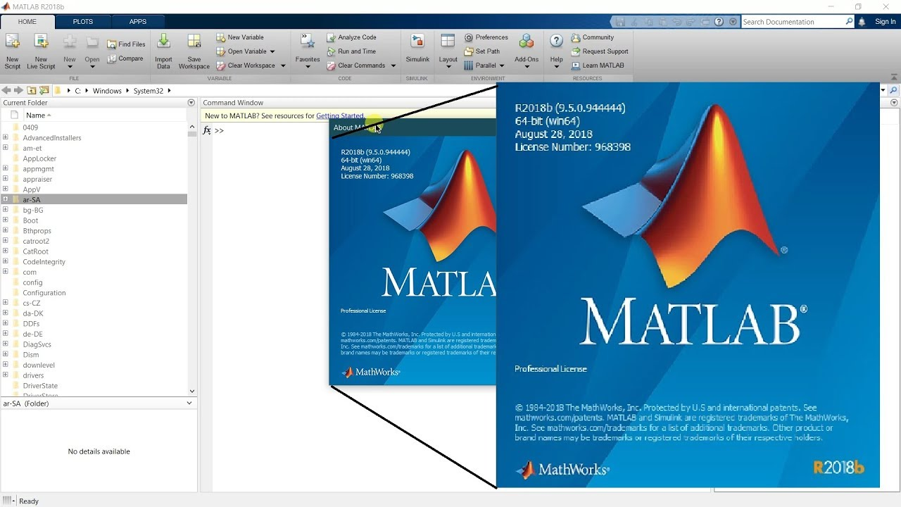 Matlab 2018a full crack download