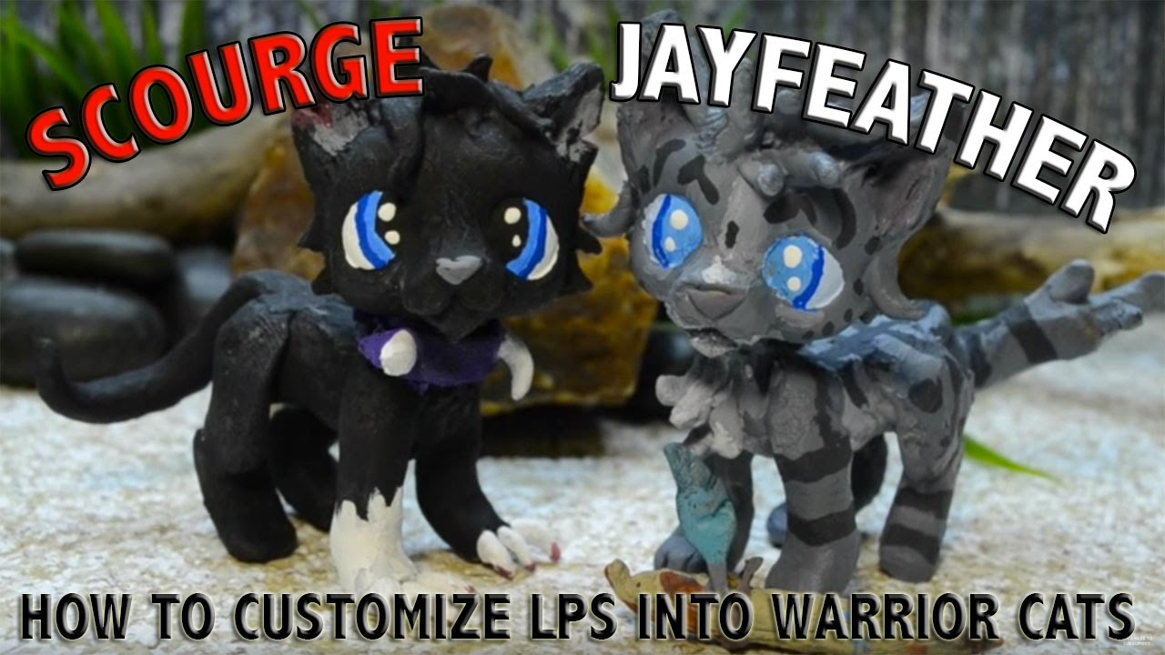 How to Make Cat Warriors out of Clay How to Make Cat Warriors out of Clay new pictures