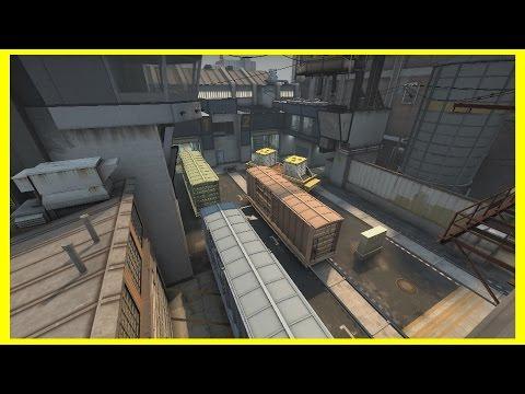 CS:GO Strategy Book - Basic Tactics - Train