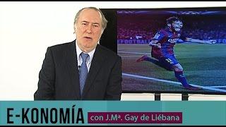 La controversia en el fichaje de Neymar