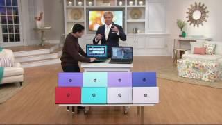 "HP 17"" Touch Laptop, AMD A12 12GB RAM, 2TBHD w/LifeTime Tech & MS Office on QVC"