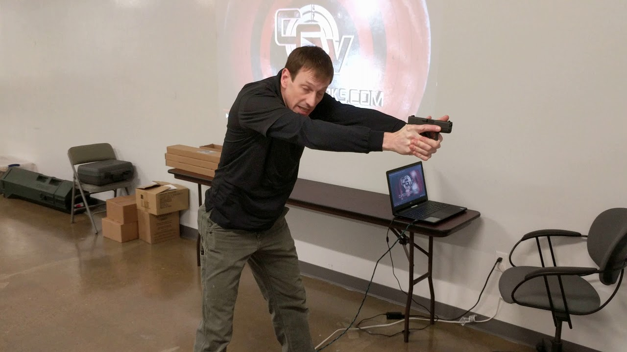 Cape Gun Works tips for home training #2