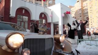 Фото видео на свадьбу. Спелые молодожёны- свадьба клип.