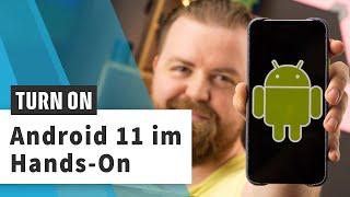 Android 11 Beta ausprobiert: Das ist neu