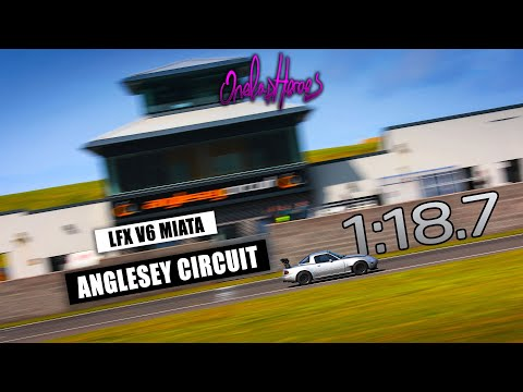 OLH's Guide To Anglesey Circuit - 1:18.7 - 1991 Mazda MX-5