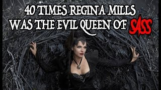 40 Times Regina Mills Was The Evil Queen Of Sass