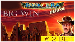 Slot * BIG WIN JACKPOT * Book of Ra Deluxe - ZZZ Slots