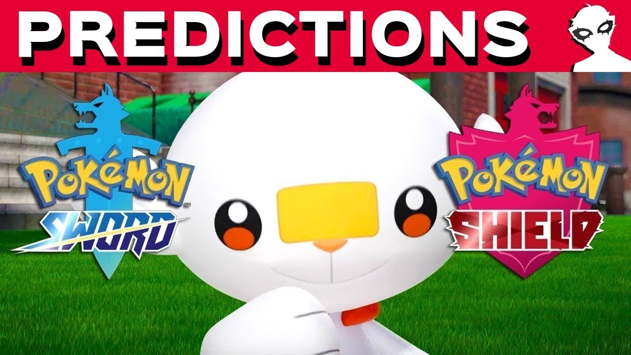 My Predictions For The Pokemon Sword And Shield Direct June 5th