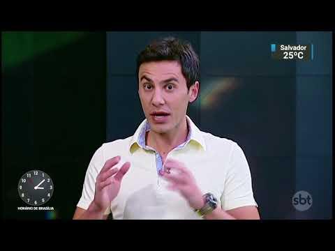 Bloco de esportes : SBT Notícias 13.12.2017