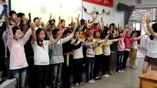 2011-Outreach China-My Love (Westlife)
