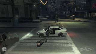 GTA 4 - Radeon His 4850 GAMEPLAY