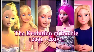 Barbie | The Evolution of Barbie  | 2001 - 2019 |