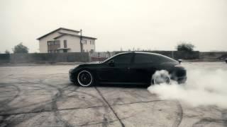 Black PorschePanamera Carporn [1080p/60]
