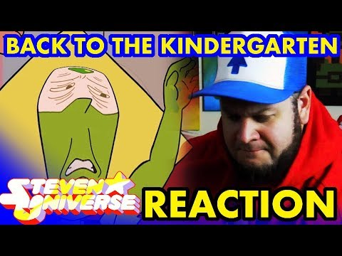 Back to the Kindergarten - Reaction- STEVEN UNIVERSE season 5 episode 8 - Mattytime